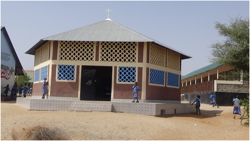 This was the only existing building which served as the Local Church under Kanamkemer parish and which was used by Christians