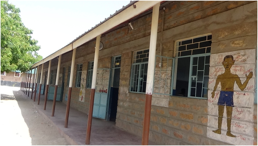 A Second Block of Four Classes was later constructed to cater for class 1,2 and 3. In 2014 Thanks to the Diocese and our Donors through the Bishop who made it possible.