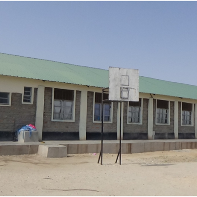 First Dormitory with a capacity of 120 pupils was constructed in 2013.
