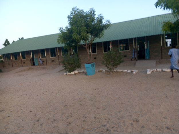 The Third Block of Classrooms with four classes; 5west, 5east, 6west and 6east was constructed in 2015/2016